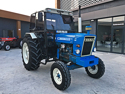 1978 MODEL FORD 6600