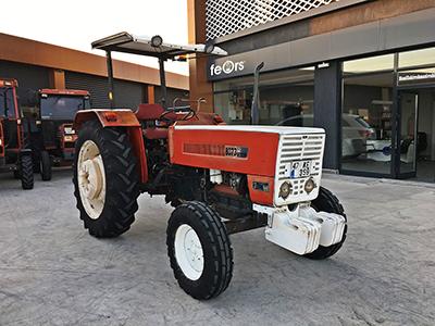 1987 MODEL STEYR 8073